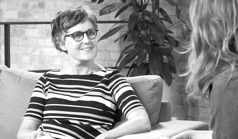 Liane Kewitz-Bünger, Pflegedienstleitung Ricam Hospiz Zentrum